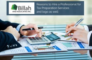Hire a Professional for Tax Preparation Services Mississauga