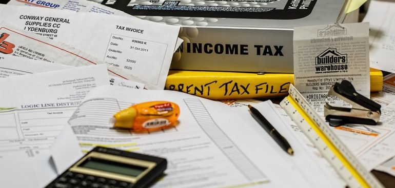 preparing your tax returns